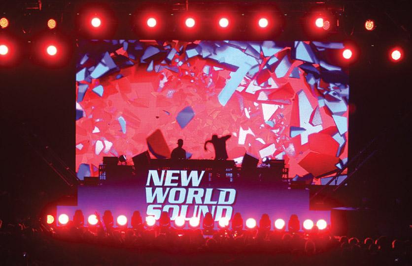 Series-ER - New World Sound