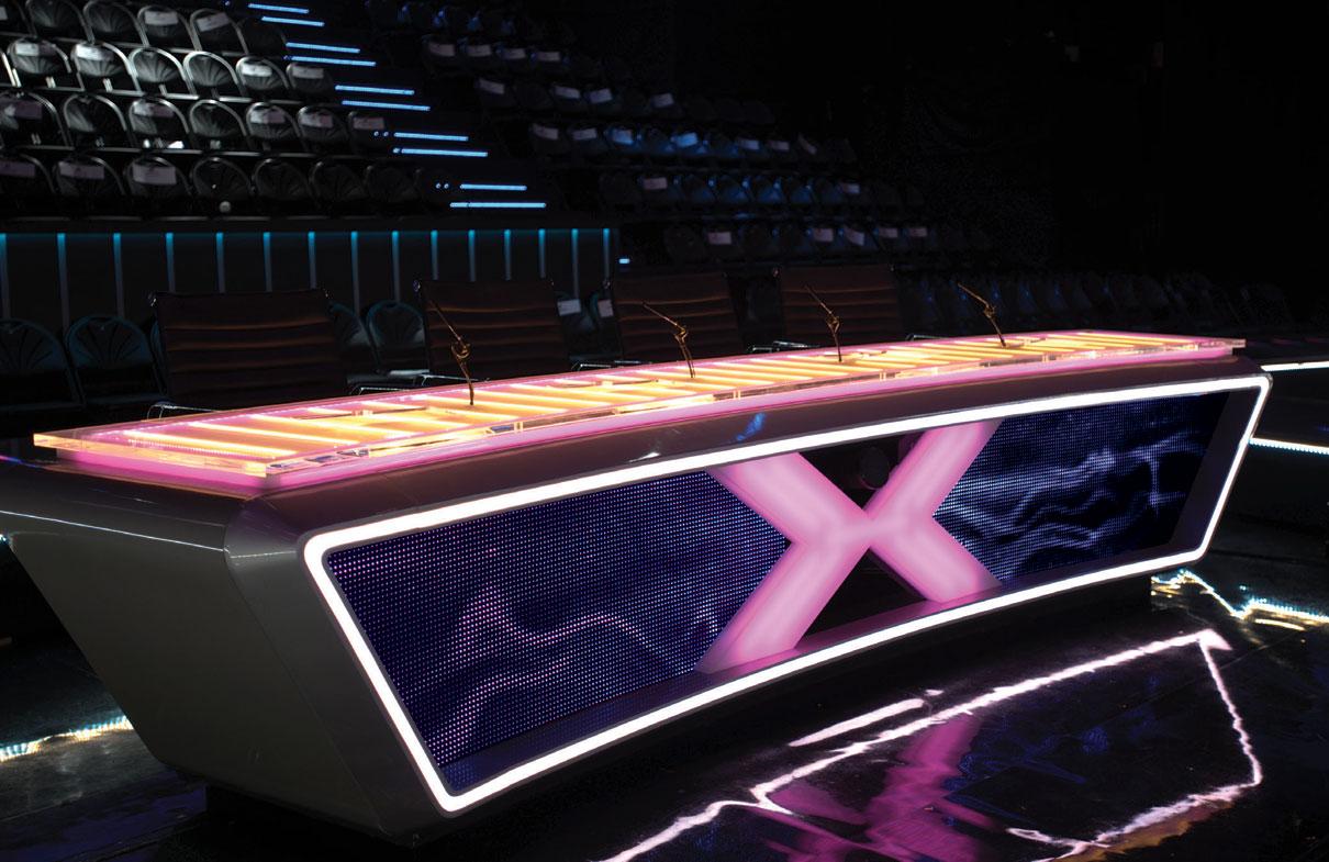 Series SF - X Factor