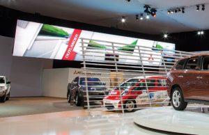 Series SL - Car Show