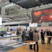 Australian International Motorshow Sydney Digital LED Display