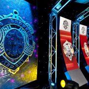 Brownlow Medal Stage Digital Display