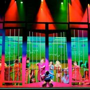 Hairspray the Musical Stage LED Panel Wall