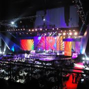 ARIA Awards Stage Custom LED Display