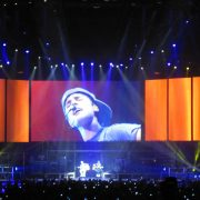 Justin Beiber Concert LED Big Screen