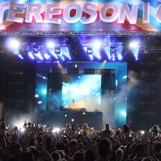 Sterosonic Music Festival Stage LED Display