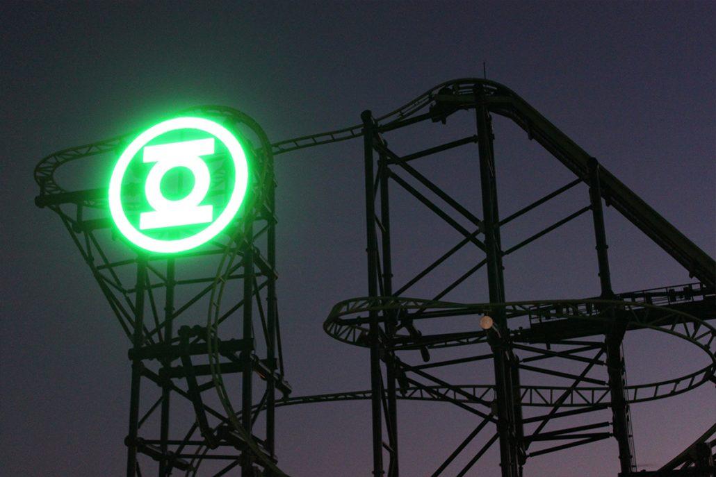 Warner Bros Green Lantern Vuepix Infiled