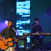Guy Sebastian Concert Stage LED Screen Panels