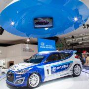 Sydney International Motor Show Digital Signage