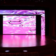 PO Cruises Pacific Dawn Stage LED Screens