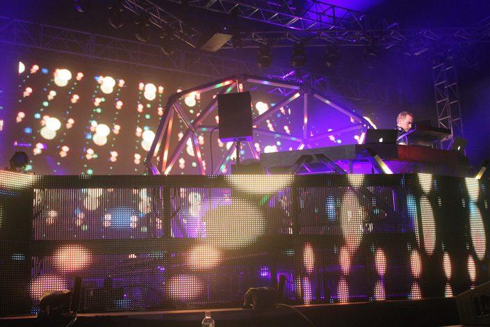 DJ Stage LED Display