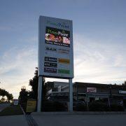 Pines Point Outdoor LED Billboard Digital Advertising