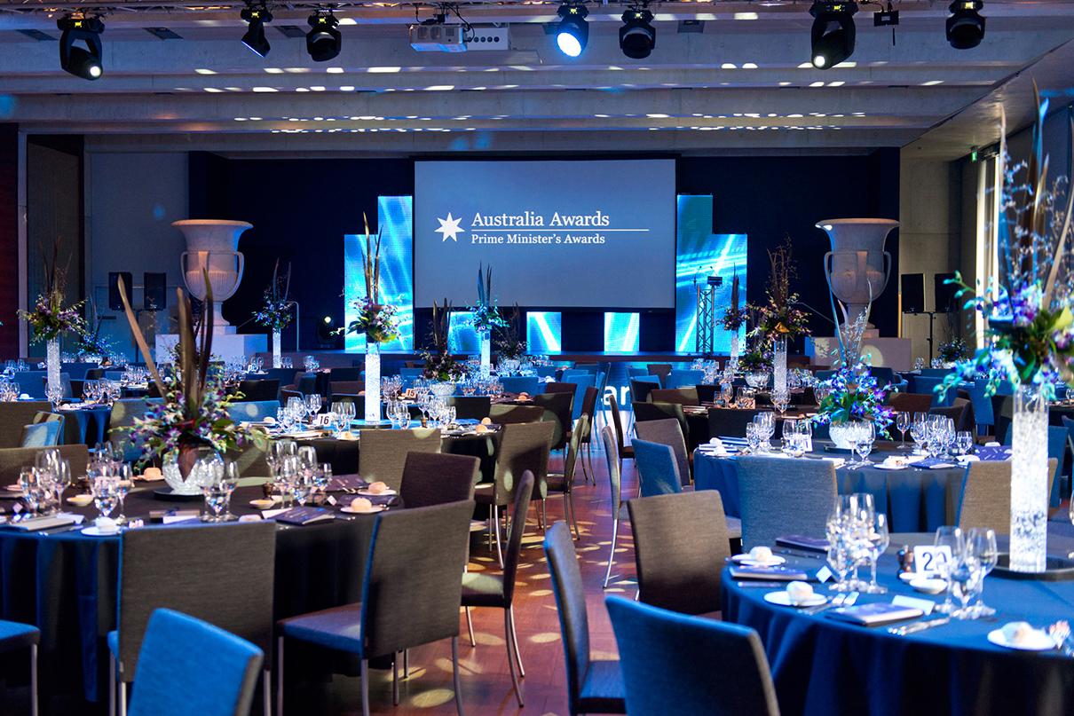 Prime-Ministers-Awards-Stage LED Digital Display