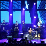 Guy Sebastian Jupiters LED Screens