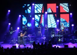 Guy Sebastian Gold Coast LED Screens