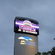 Outdoor LED Digital Billboard