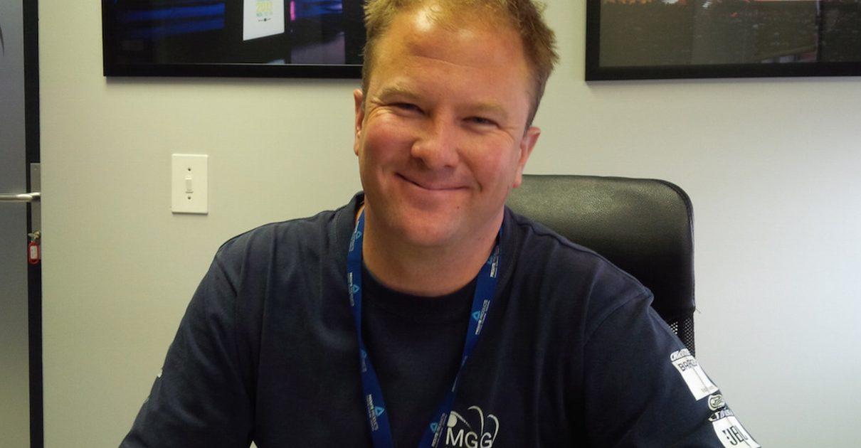 Mark Gaylard