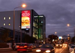 Outdoor LED Signage Digital Billboard