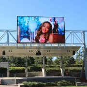 Outdoor Stage LED Sign