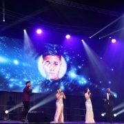 SAPOA Stage LED Screens