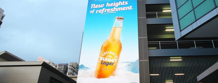Outdoor Billboard Digital Advertising LED Screen