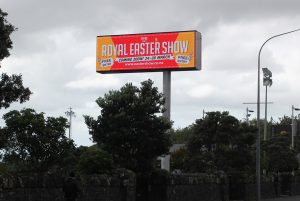 Showgrounds Outdoor LED Digital Billboard Advertising