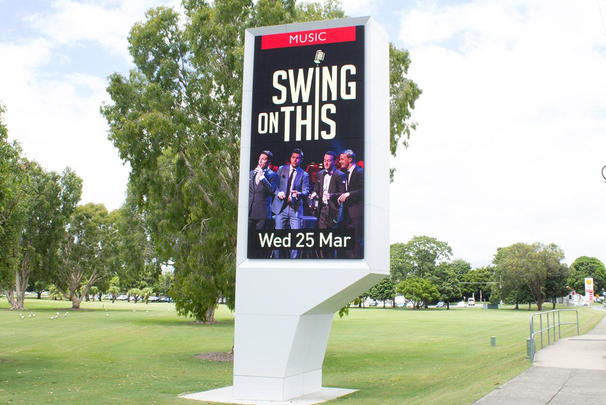 HOTA Outdoor LED Digital Billboard Advertising