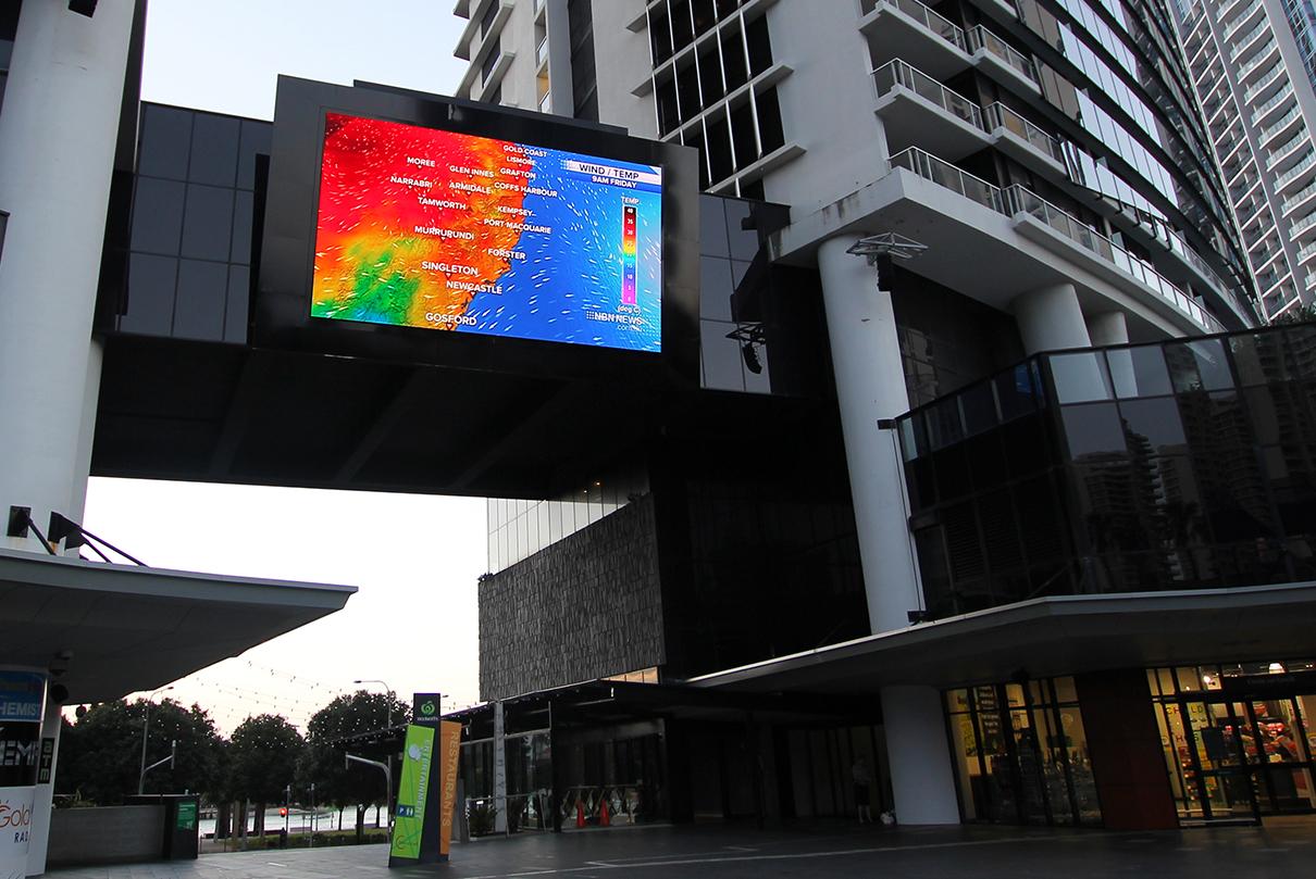 L Series LED Screen Digital Display