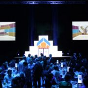 Aussie Sport Awards Stage LED Screens