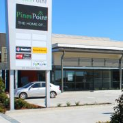 Pines Point Outdoor Digital Billboard Advertising