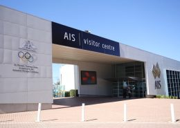 ais visitor centre 2 LED Sign