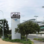 Gold Coast Convention and Exhibition Centre Outdoor LED Billboard Advertising
