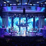 AGG Afrikaans is Groot Stage LED Display