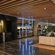 canberra QT Hotel LED Mirror Display