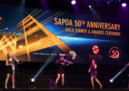 SAPOA Galla Dinner LED Screen