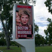 HOTA LED Roadside Outdoor Billboard Advertising