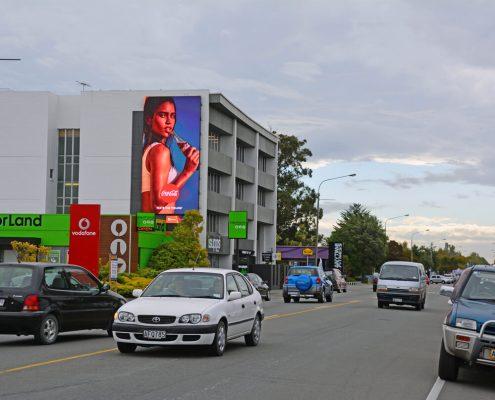 aura riccarton Outdoor LED Digital Billboard Advertising