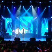 Chinese Karaoke Stage LED Screens