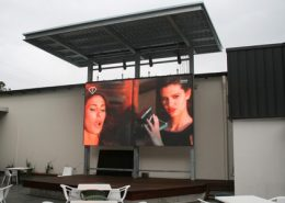 Outdoor Digital LED Screen