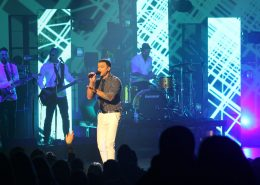 Guy Sebastian Concert LED Displays