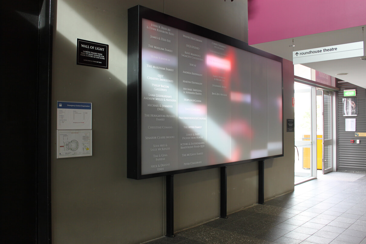 la boite theatre Digital Signage Solutions