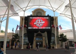 movie world LED Screens