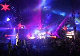 Paul Van Dyk LED Display