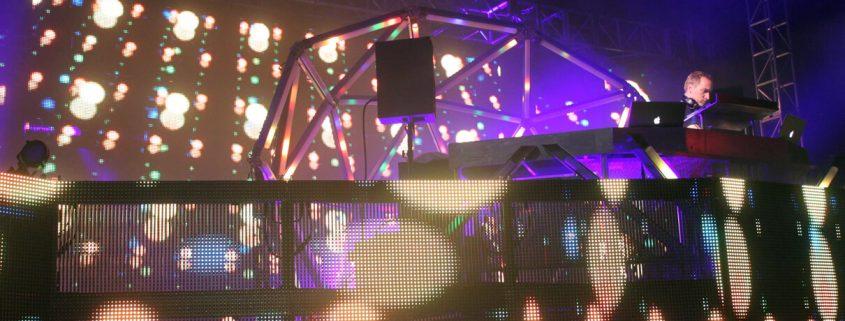 Paul Van Dyk Digital Display