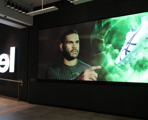sports sydney LED Wall Digital Signage