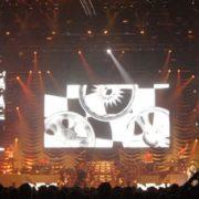 Rihanna Concert LED Screen Pannels