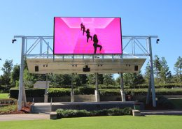 Robelle Domain Outdoor LED Big Screen