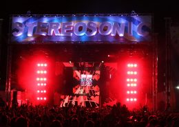 Stereosonic brisbane Concert LED Screens
