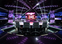 X Factor Custom Digital Display
