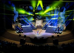 Gospel Skouspel Stage LED Panels