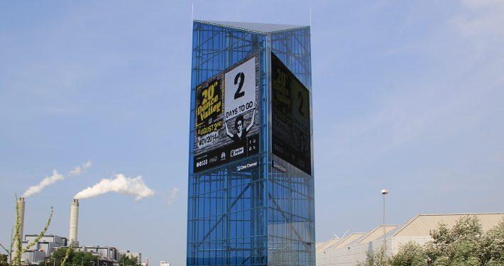 Outdoor Billboard LED Screen Digital Advertising